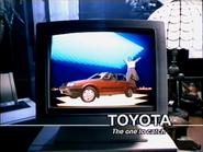 Toyota GH TVC 1985