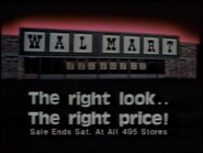 1982 Wal-Mart Commercial