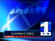 TN1 promo - Dharma e Greg - 1999