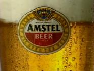 UAFE C sponsor billboard - Amstel - 2002