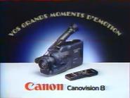Canon Canovision 8 RLN TVC 1990