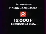 Citroen Xsara RL TVC 1998 2