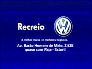 Recreio VW PS TVC 2000