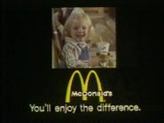 McDonalds AS TVC 1979