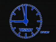 TN1 clock - Tissot Stylist (1986)