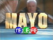 Telefe pre promo may 1999