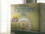 Ultra Pampers Plus TVC - 1-29-1989