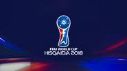 2018 FFAI World Cup opening