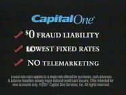 CapitalOne URA TVC 2001 1