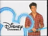 Disney Channel ID - Nick Jonas (2008)