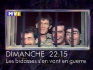 MV1 Bidasses promo 1991