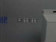 Sigma Consorcio Paltemp clock 1990