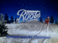Boots AS TVC Christmas 1982