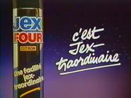 Jex Four RLN TVC 1989