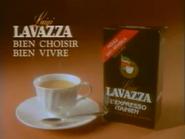Lavazza RLN TVC 1990