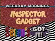 Seven promo - Inspector Gadget - 1992 - 2