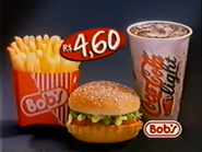 Bobs PS TVC - Grilled Chicken - 1997
