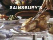 Sainsbury's AS TVC 1983