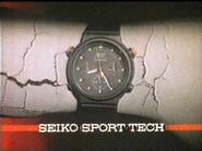 Seiko Sport Tech AS TVC 1984