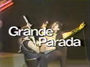 Telecord Grande Parade promo 1985 1