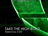 Centric promo Take The High Road 1994