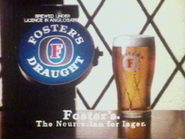 Fosters AS TVC 1982 2
