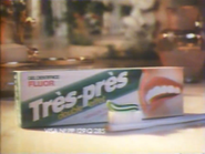 Tres Pres RLN TVC 1984