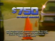 Eagle Premier TVC 5-15-1988 - 3