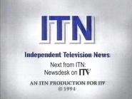 Itn endcap next from itn newsdesk on itv2 1994
