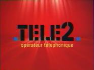 MV1 sponsor billboard - Tele2 - 2000