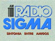 Radio Sigma 1100 AM TVC 1995