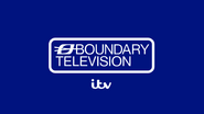 Boundary Television Ident 1969 remake