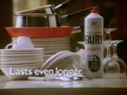 Fairy Liquid AS TVC 1981