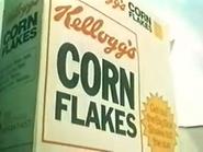 Kelloggs Corn Flakes AS TVC 1976