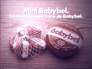 Mini Babybel RLN TVC 1979