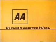 AA AS TVC 1986
