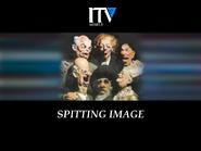 ITV World slide - Spitting Image - 1989