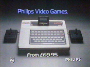 Philips Video Games AS TVC 1982