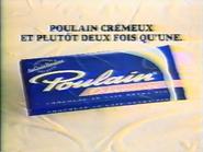 Poulain Cremeux RLN TVC 1991