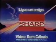 Sharp PS TVC 1985 2