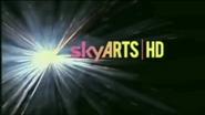 Sky Arts HD ID - Icon - 2009