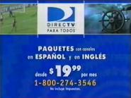 DirecTV URA Spanish TVC 2000 2