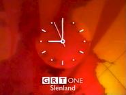 GRT One Slenland clock 1997