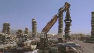 Channel 4 ID - Scrapyard - 3D Week - 2009
