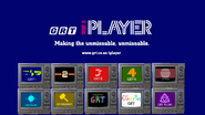 Early 1980s styled GRT iPlayer promo (2016)