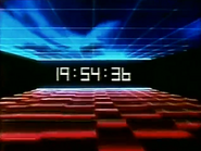 Sigma Technos clock 1984