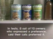 Whiskas Supermeat AS TVC 1982 1