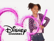 Disney Channel ID - Skai Jackson (2011)