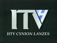 HTV Cynion Lanzes 1989 ITV ID