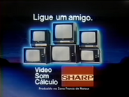 Sharp PS TVC 1985